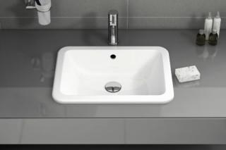 S20 fitting washbasin roundet  by  VitrA Bathroom