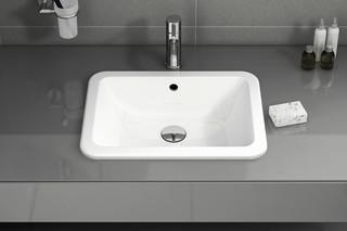 S20 Einbau Waschtisch abgerundet  von  VitrA Bathroom