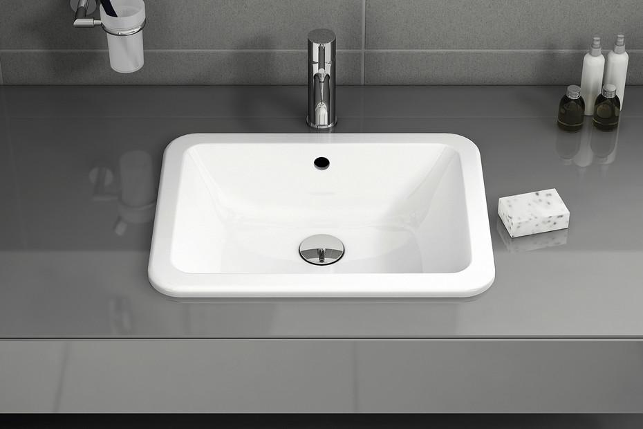 S20 Einbau Waschtisch abgerundet