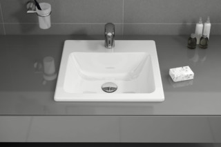 S20 fitting washbasin  by  VitrA Bathroom