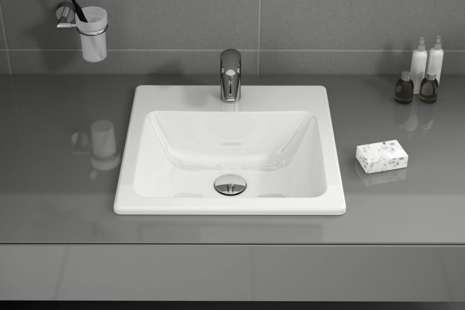 S20 fitting washbasin