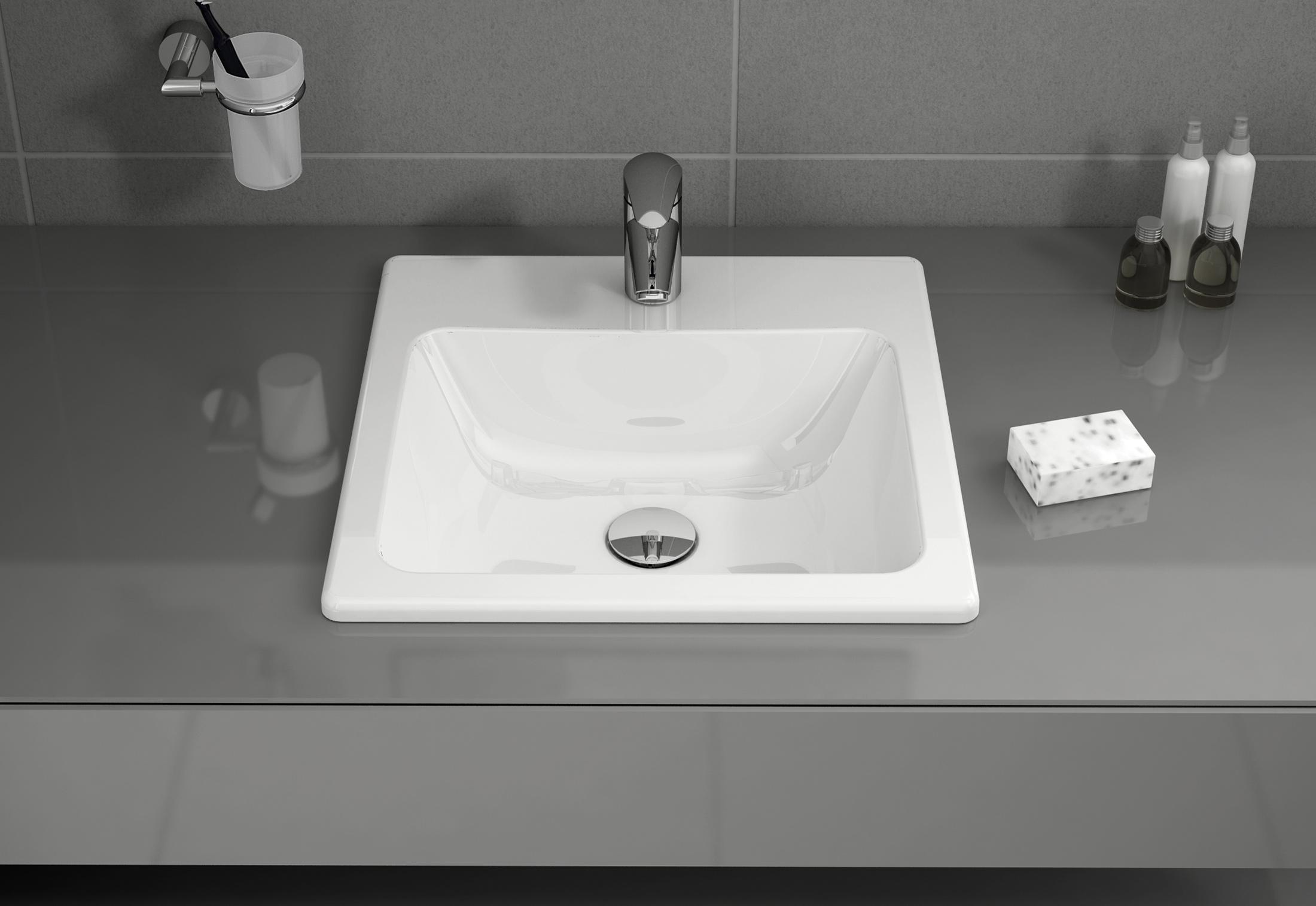 s20 einbau waschtisch von vitra bathroom stylepark. Black Bedroom Furniture Sets. Home Design Ideas