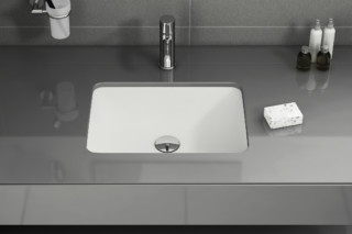 S20 substructure washbasin  by  VitrA Bathroom