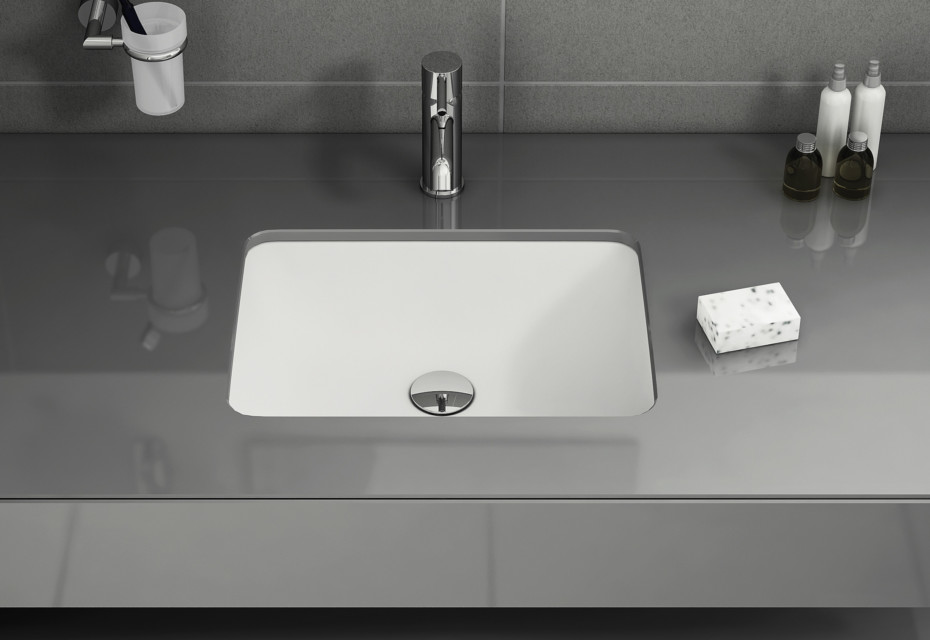S20 substructure washbasin