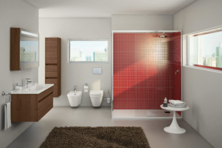 S50舒适by  VitrA Bathroom