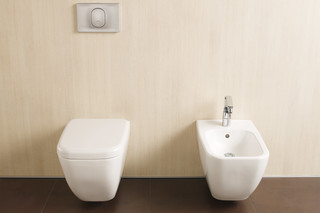 Shift bidet und toilette  by  VitrA Bathroom