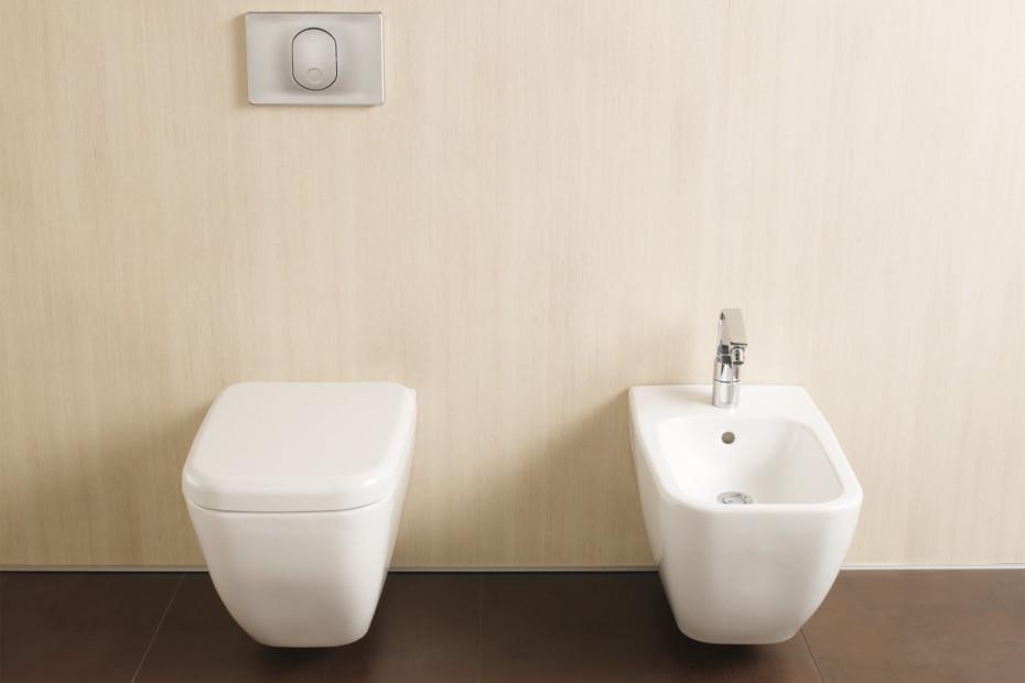 Shift Bidet und WC