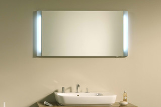Shift wall mirror and mirror cabinet  by  VitrA Bathroom