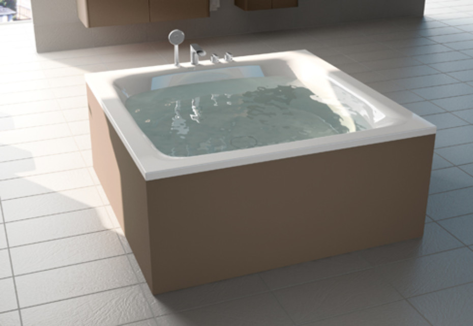 T4 bathtub