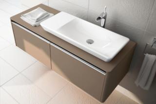 T4 top frame washbasin  by  VitrA Bathroom