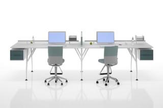 Ad Hoc Büromöbelsystem  von  Vitra