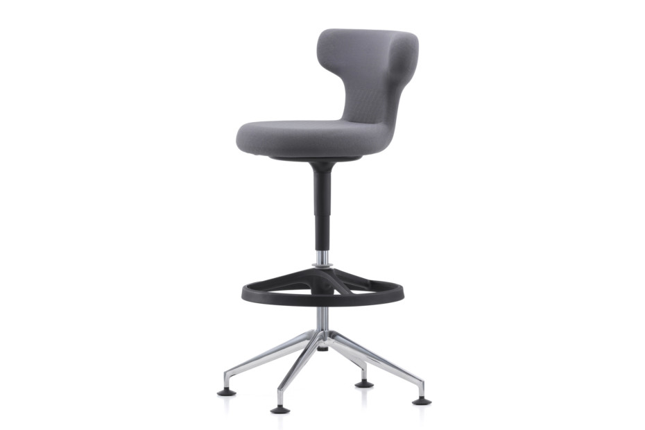 Pivot high office chair