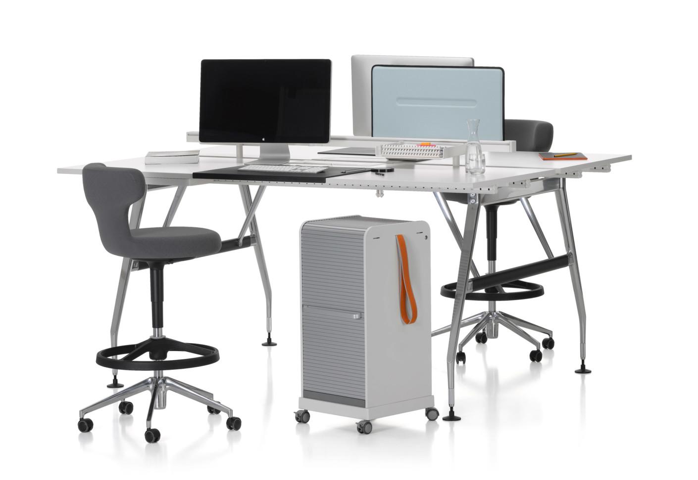 pivot office swivel chair high by vitra stylepark