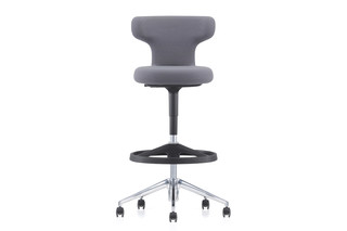 Pivot office swivel chair high  by  Vitra