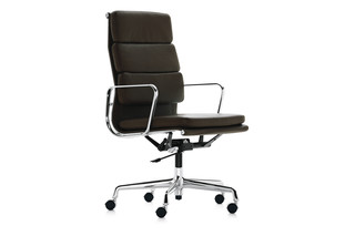 Soft Pad swivel chair high  by  Vitra