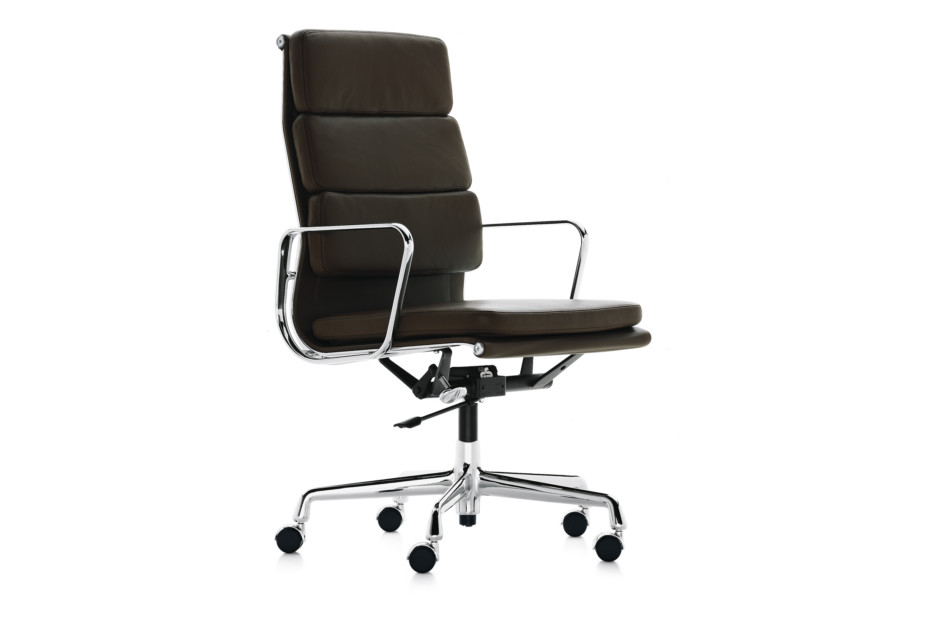 Soft Pad swivel chair high