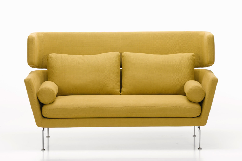 Suita sofa with high backrest