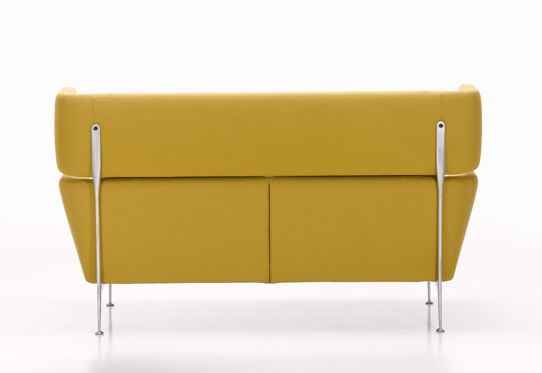 suita sofa mit hoher r ckenlehne von vitra stylepark. Black Bedroom Furniture Sets. Home Design Ideas