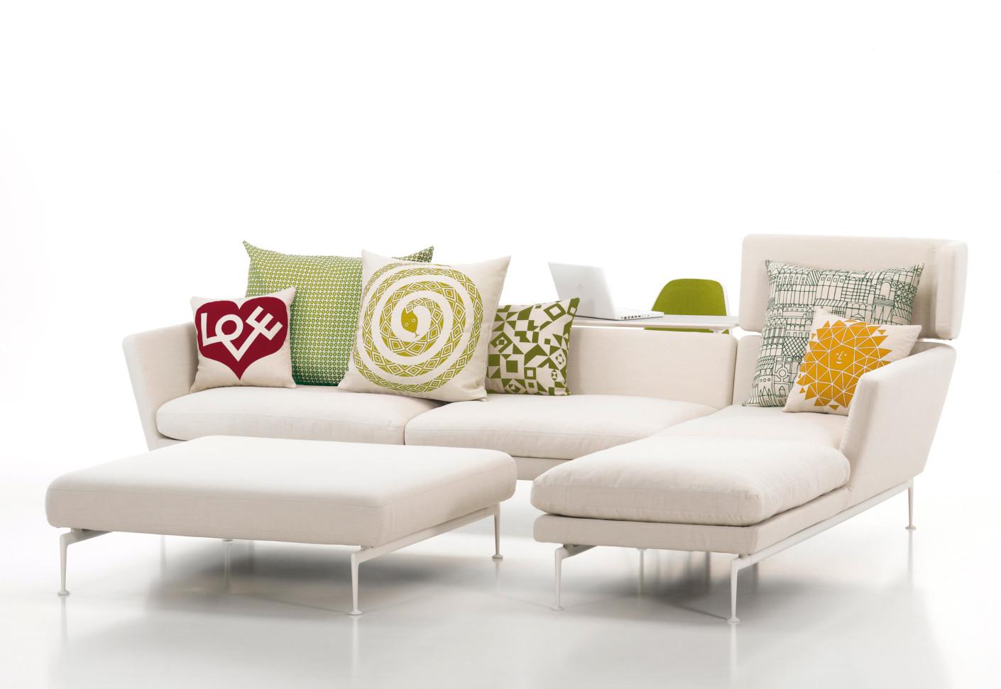 suita sofa von vitra stylepark. Black Bedroom Furniture Sets. Home Design Ideas