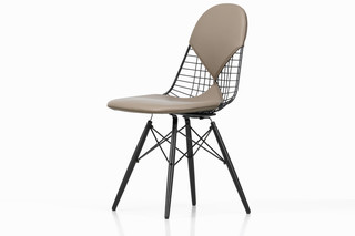 Wire Chair DKW  by  Vitra