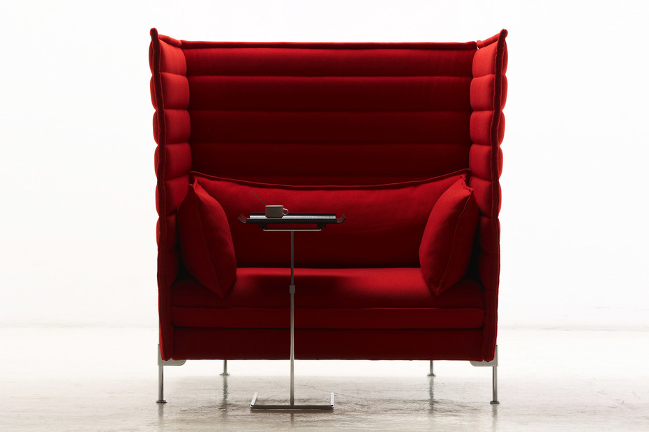 Alcove Highback Love Seat