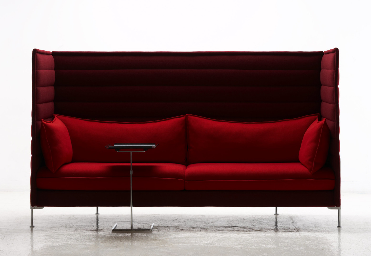 alcove highback sofa von vitra stylepark. Black Bedroom Furniture Sets. Home Design Ideas