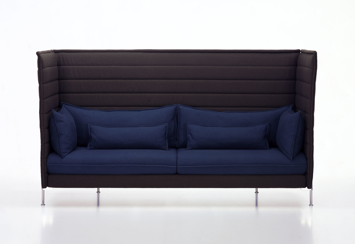 alcove highback sofa by vitra stylepark. Black Bedroom Furniture Sets. Home Design Ideas