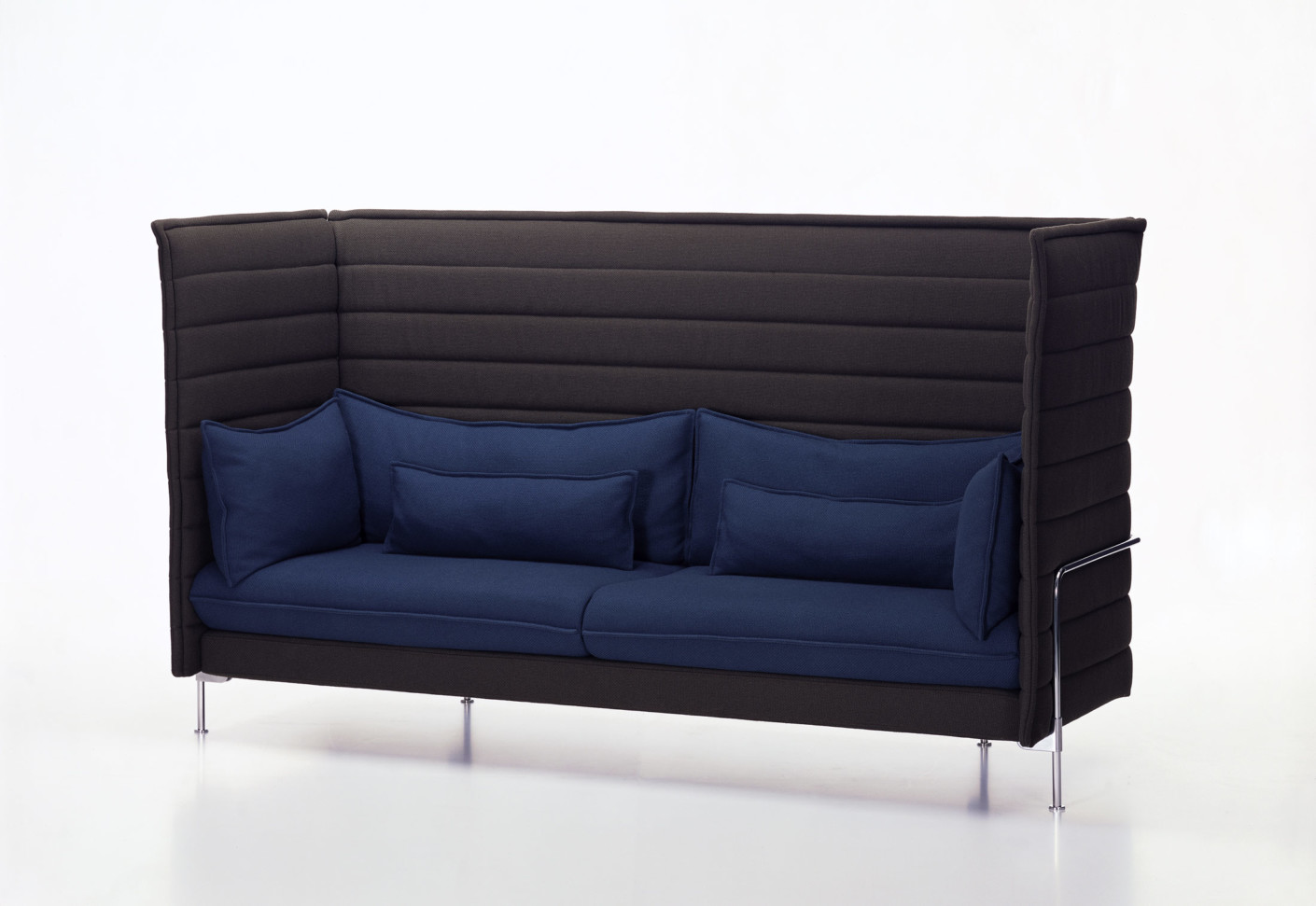 alcove highback sofa von vitra stylepark. Black Bedroom Furniture Sets. Home Design Ideas