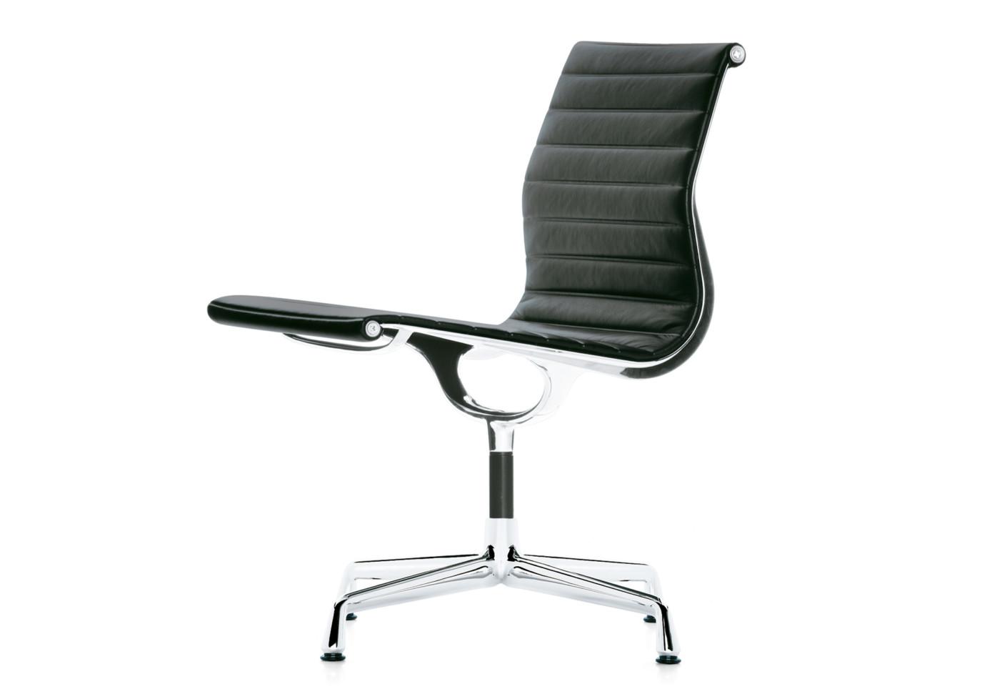aluminium chair 105 106 von vitra stylepark. Black Bedroom Furniture Sets. Home Design Ideas