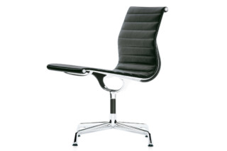 Aluminium Chair 105 - 106  by  Vitra