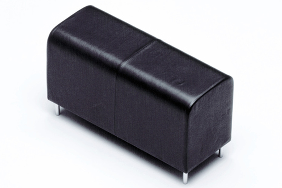 Bench two seater