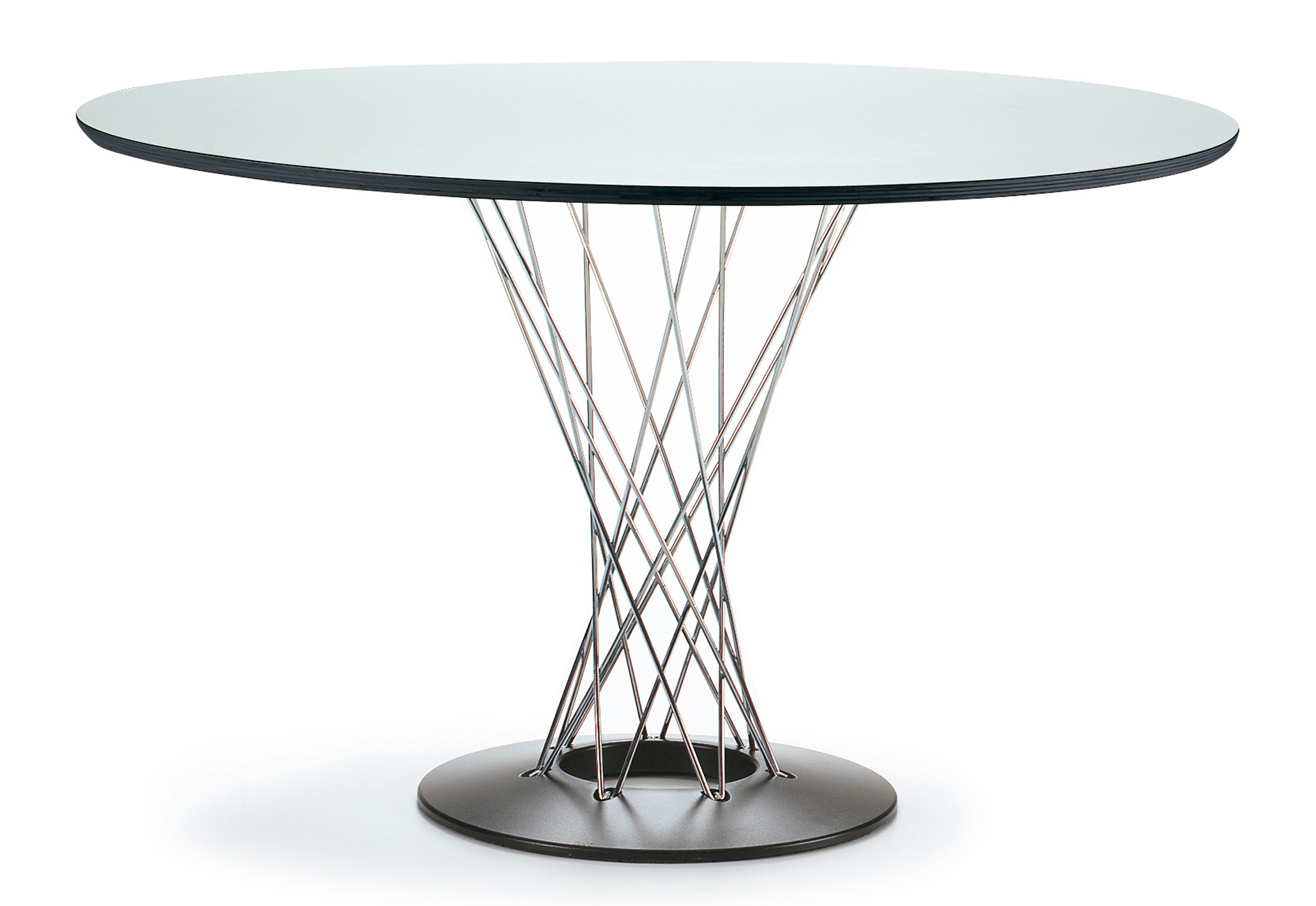 dining table circular by vitra stylepark. Black Bedroom Furniture Sets. Home Design Ideas