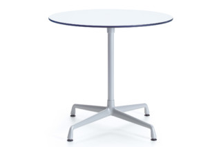 Eames Contract Table rund  von  Vitra