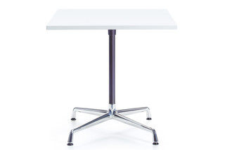 Eames Contract Table quadratisch  von  Vitra