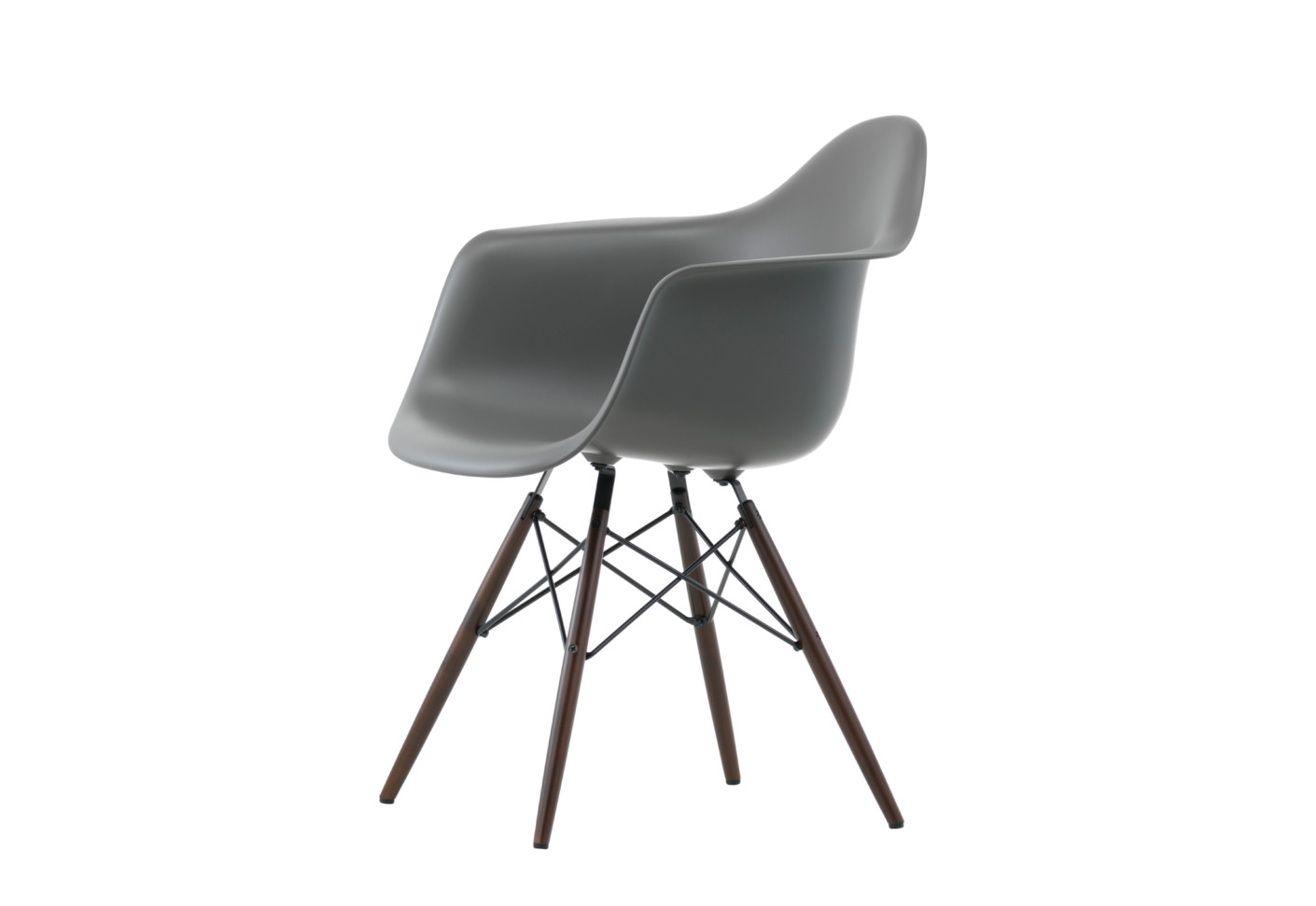 eames plastic armchair dar by vitra stylepark. Black Bedroom Furniture Sets. Home Design Ideas