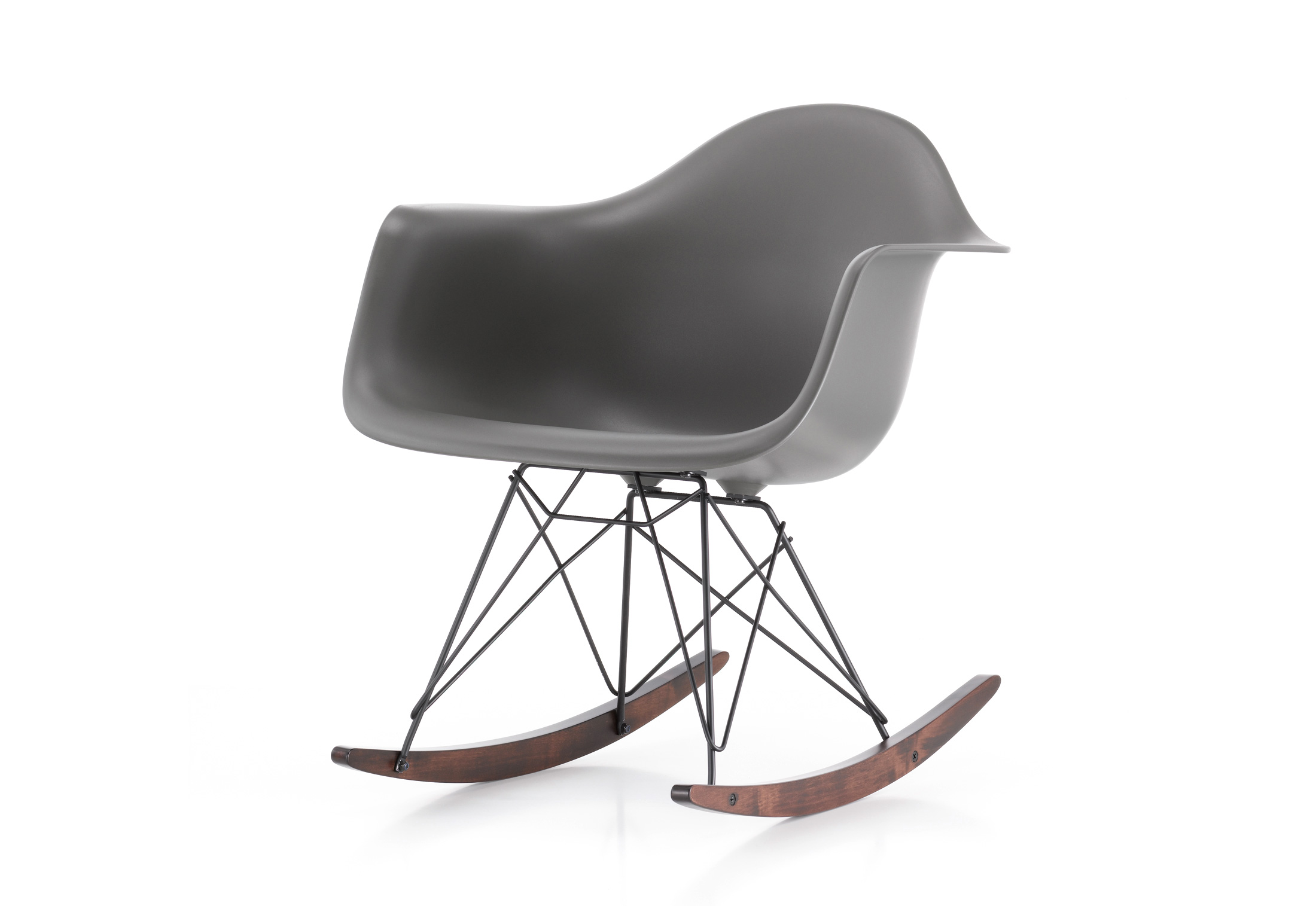 Eames plastic armchair rar by vitra stylepark for Chaise eames rar vitra