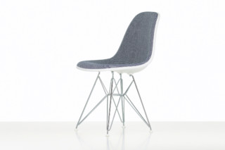 Eames Plastic Side Chair DSR  by  Vitra