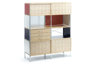 Eames Storage Unit ESU Bookcase  by  Vitra