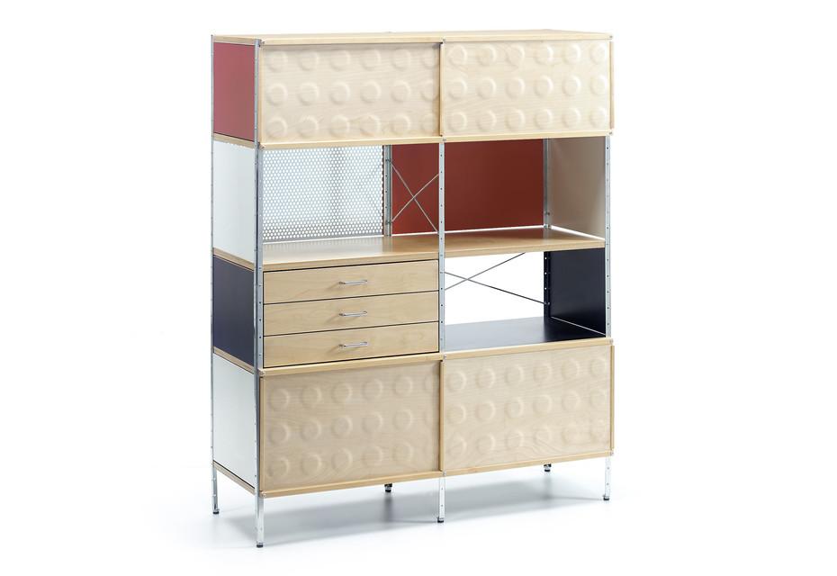 Eames Storage Unit ESU Bookcase
