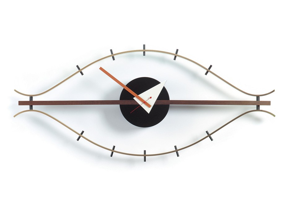 Eye Clock Messing/Nussbaum