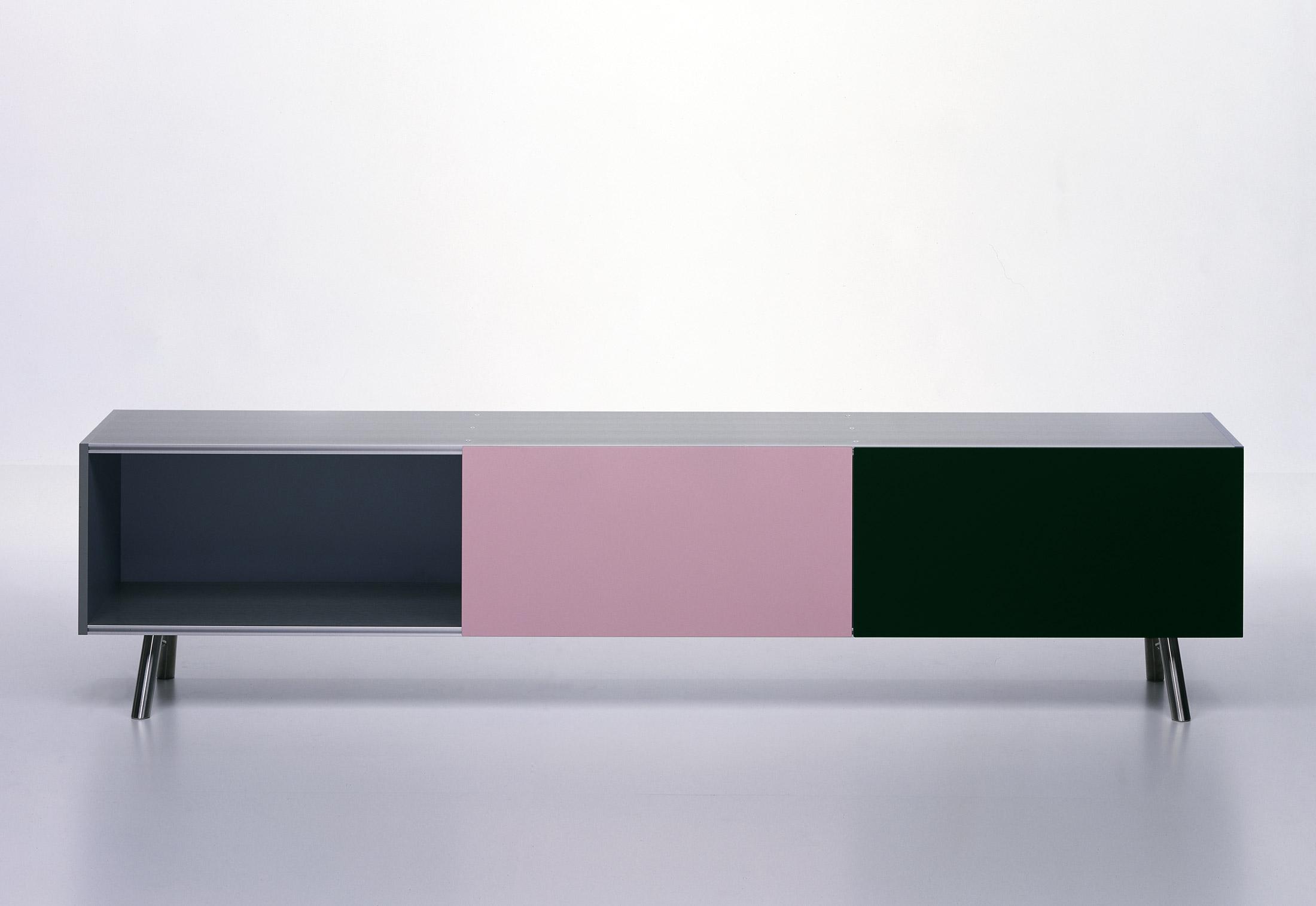 Lowboard Tv Kast.Kast Lowboard By Vitra Stylepark