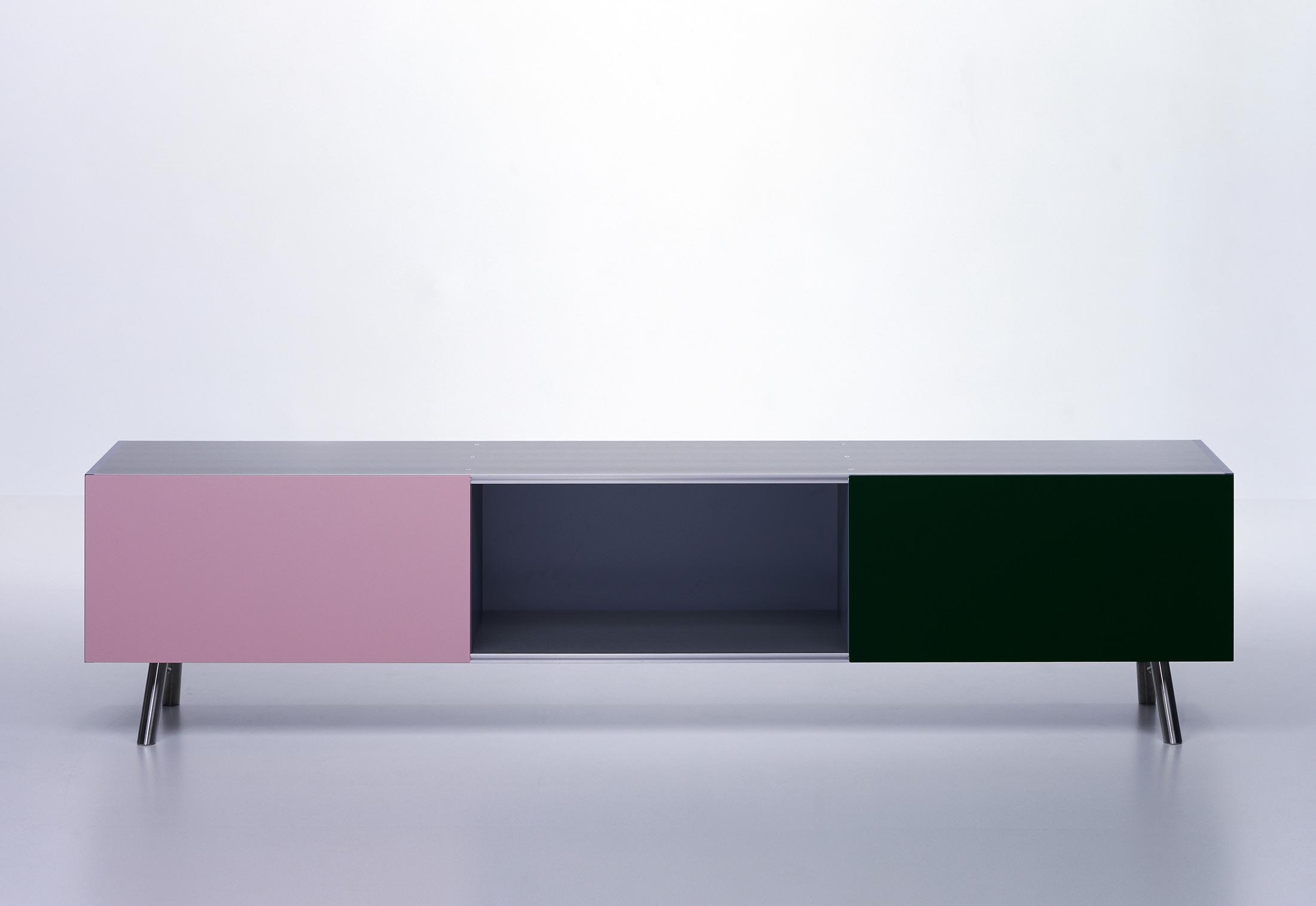 Tv Plasma Kast.Kast Lowboard By Vitra Stylepark