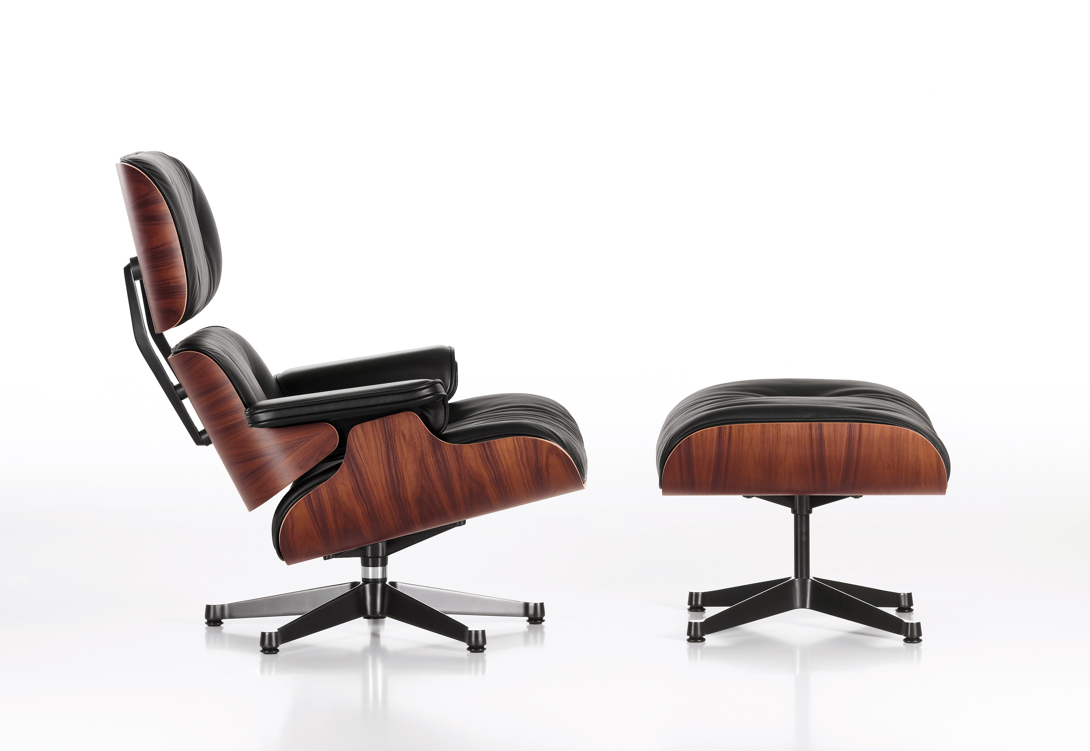 Lounge chair by vitra stylepark for Vitra lounge chair nachbau