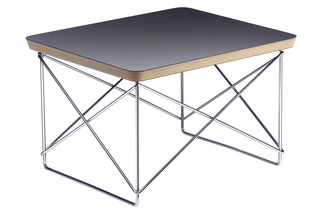 LTR Occasional Table black  von  Vitra
