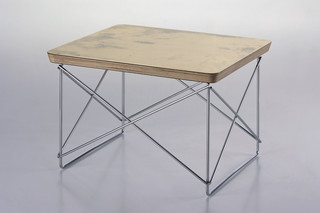 LTR Occasional Table gold  by  Vitra