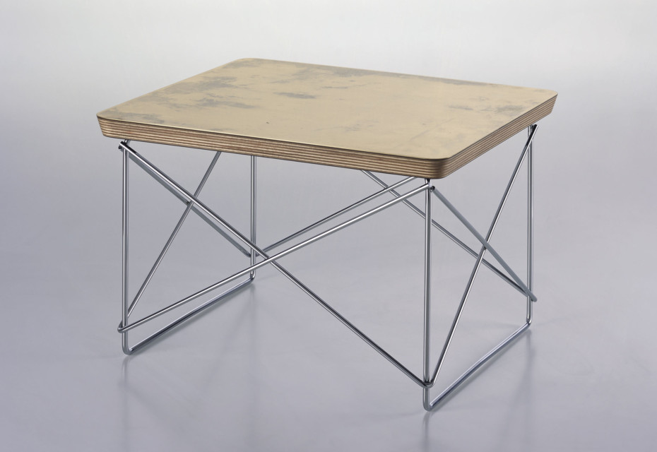 LTR Occasional Table gold