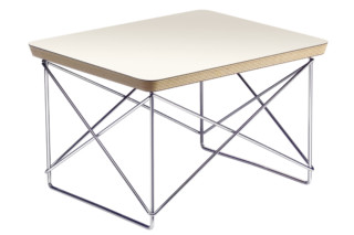 LTR Occasional Table white  von  Vitra