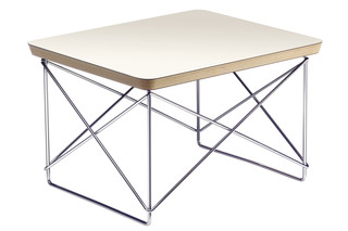 LTR Occasional Table white  by  Vitra