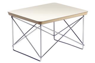 LTR Occasional Table white  von  Vitra