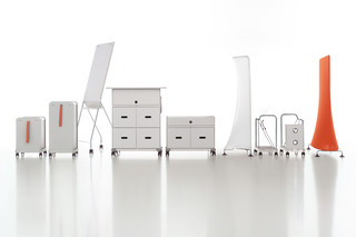 Mobile Elements  by  Vitra